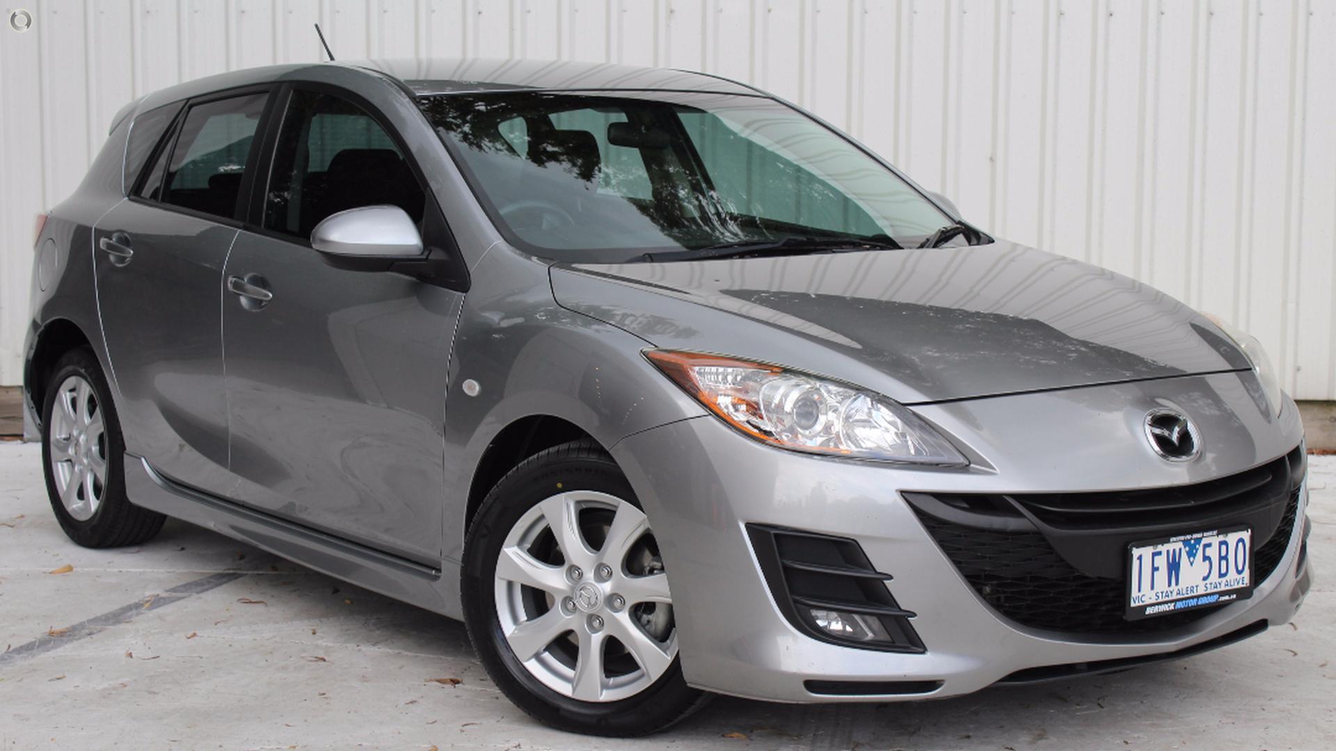 2011 Mazda 3 Maxx Sport BL Series 1