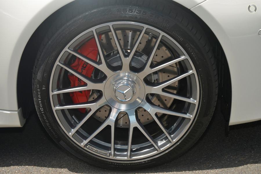 2017 Mercedes-Benz C 63 Cabriolet