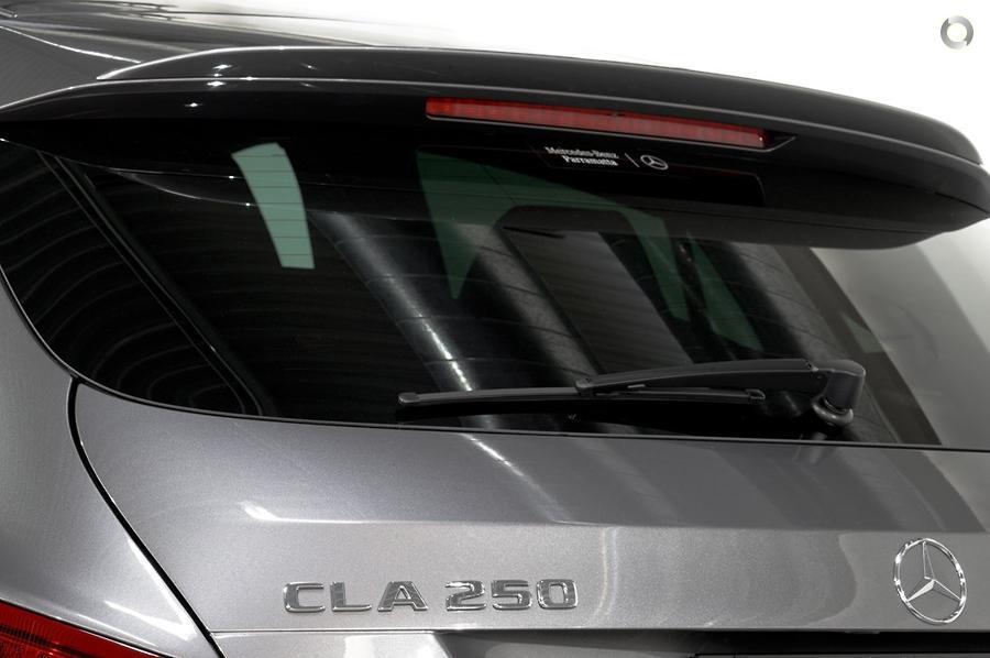 2016 Mercedes-Benz CLA 250 Wagon