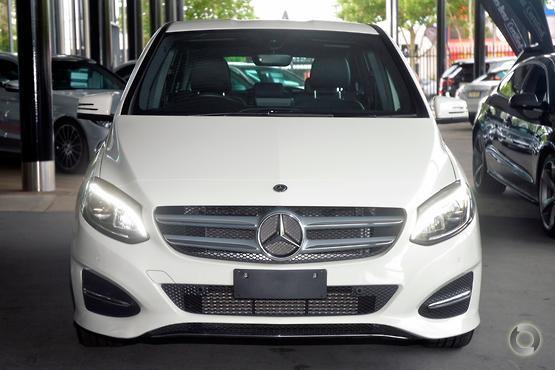 2017 Mercedes-Benz B 200