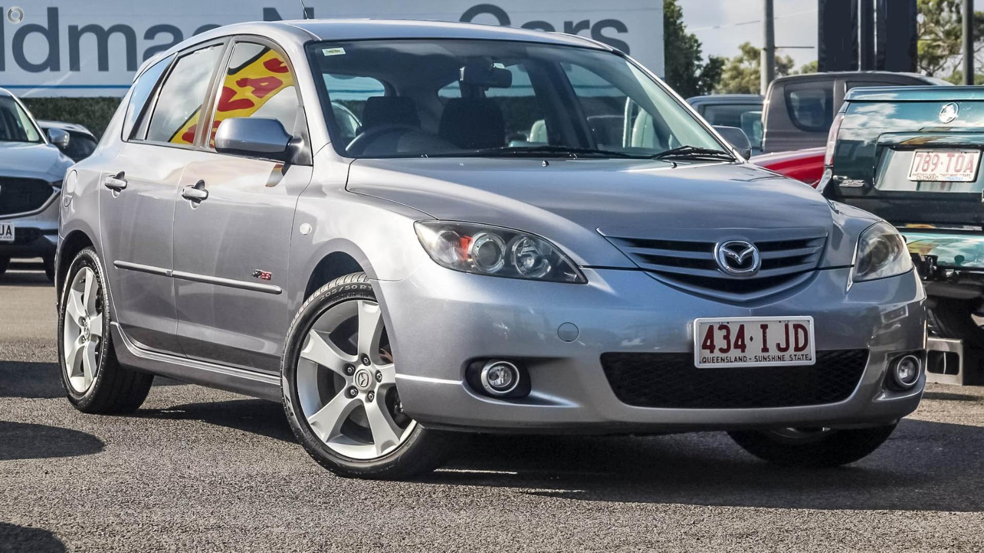 2004 Mazda 3 Sp2