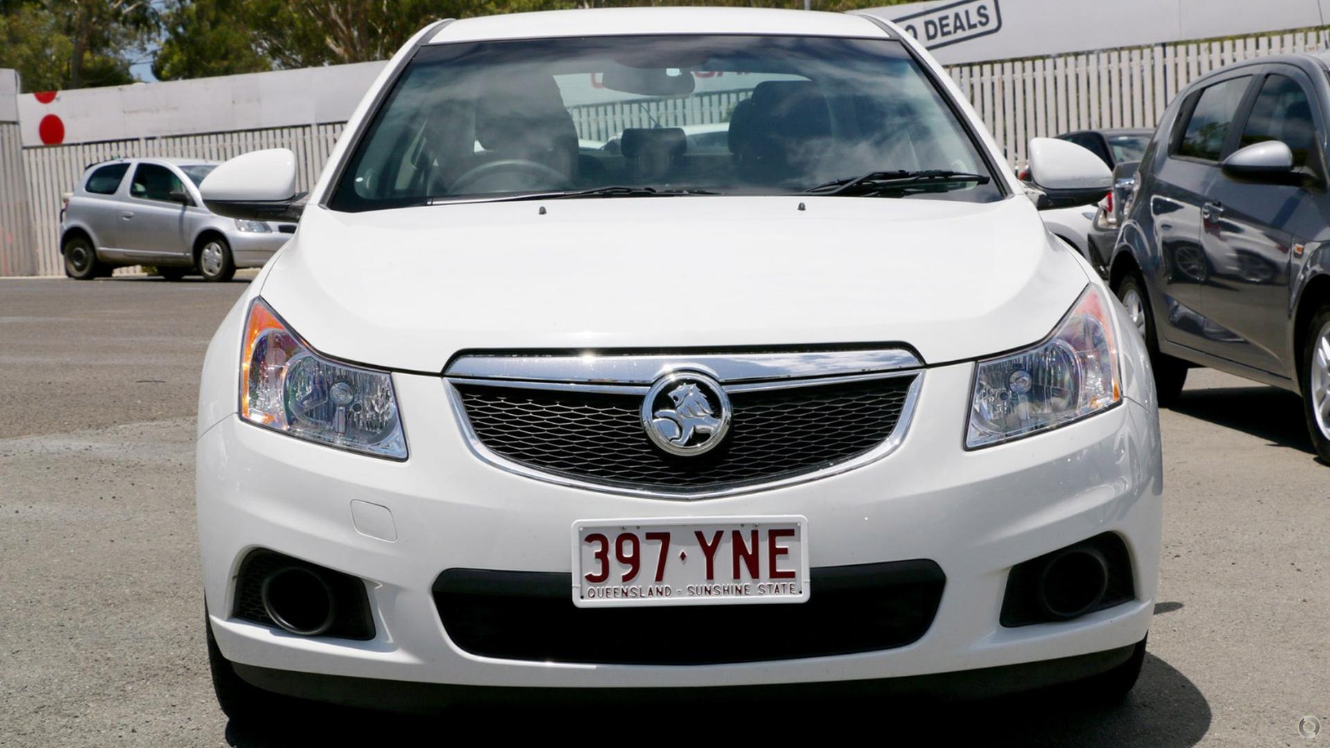 2012 Holden Cruze CD JH Series II