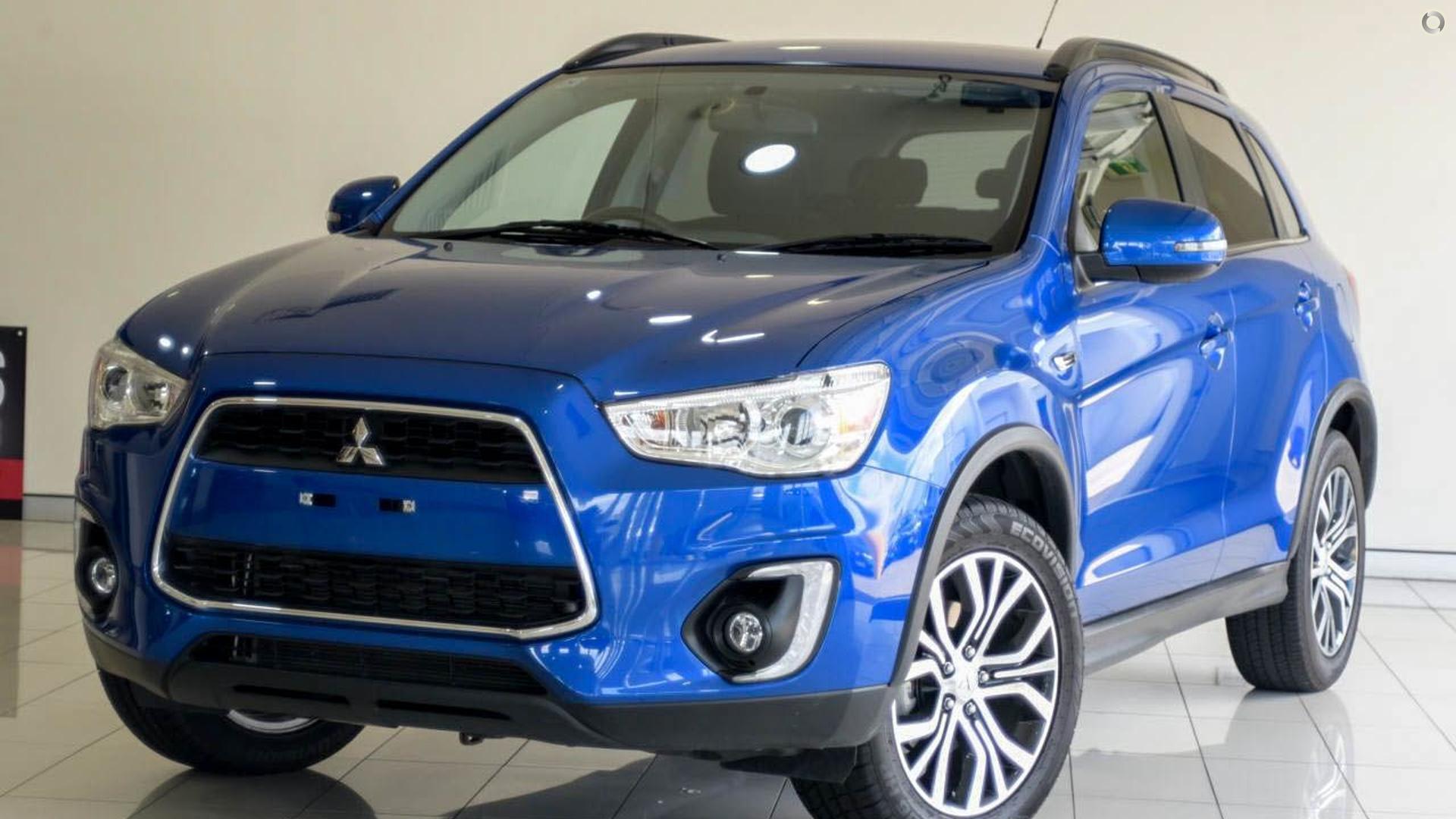 2015 Mitsubishi Asx XB