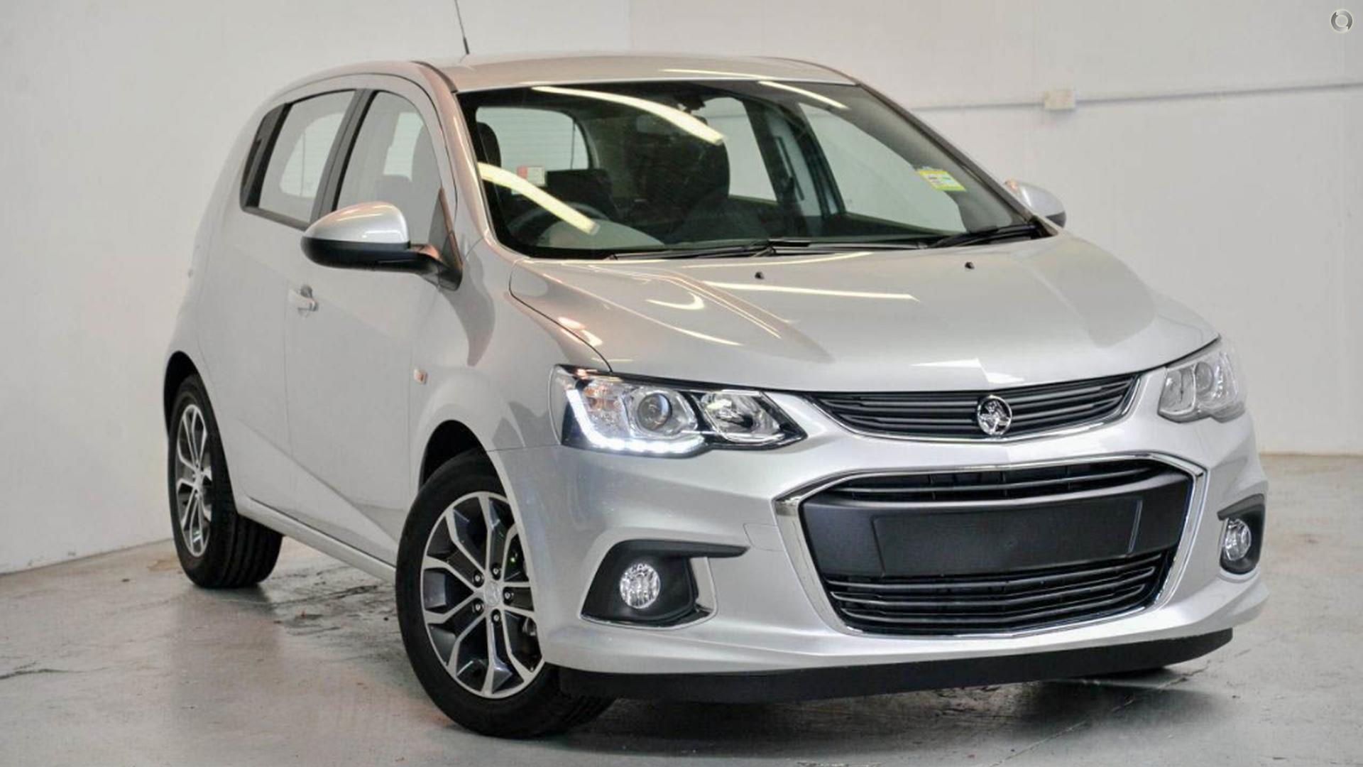 2018 Holden Barina Ls