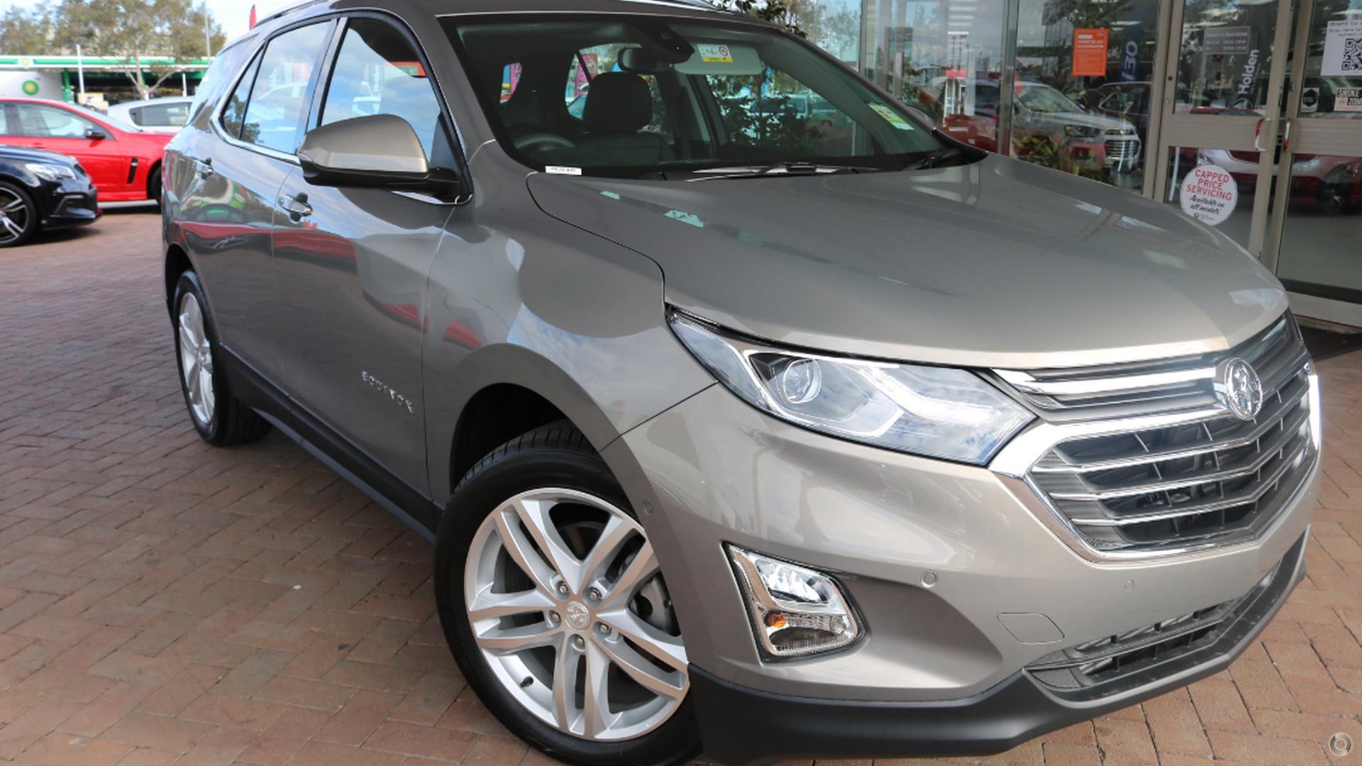 2018 Holden Equinox Ltz