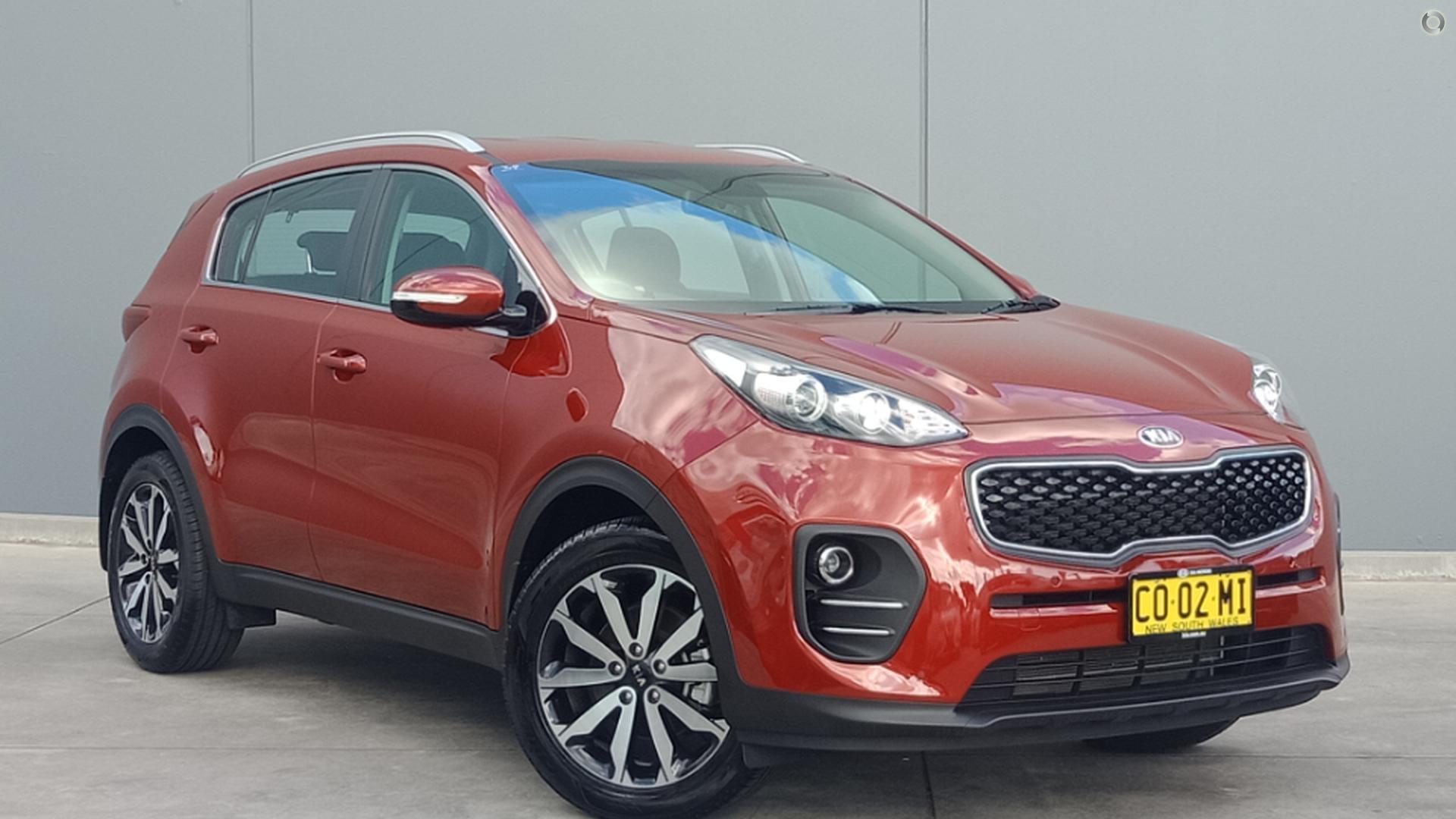 2017 Kia Sportage QL
