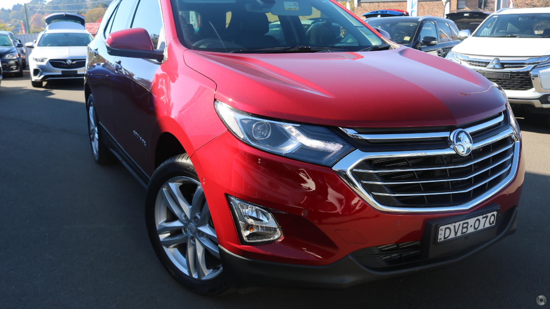 2017 Holden Equinox Ltz