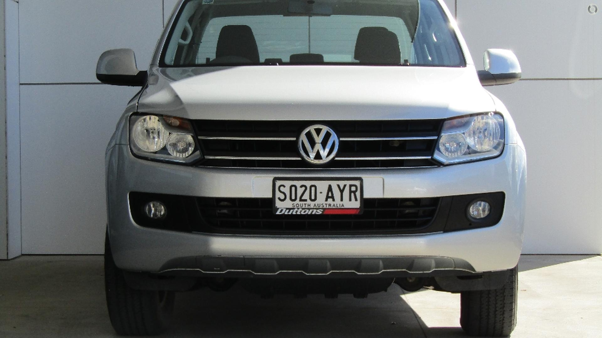 2013 Volkswagen Amarok Tdi400 Trendline