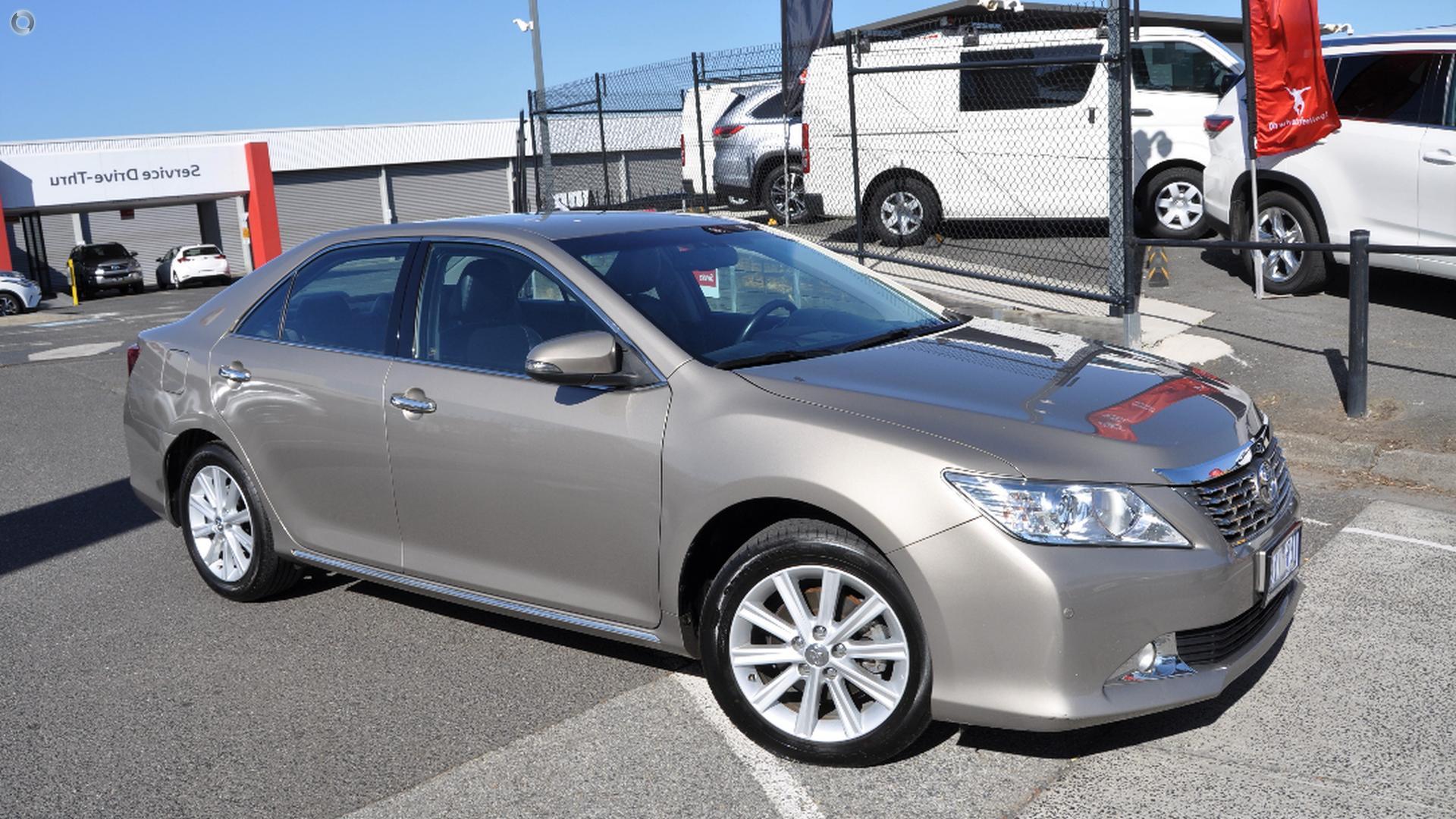2014 Toyota Aurion Gsv50r