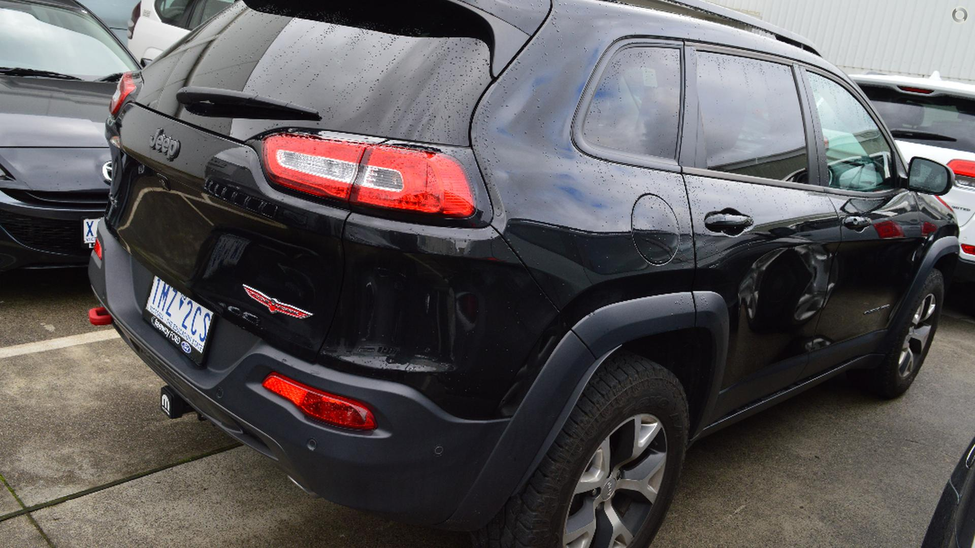 2015 Jeep Cherokee Trailhawk KL