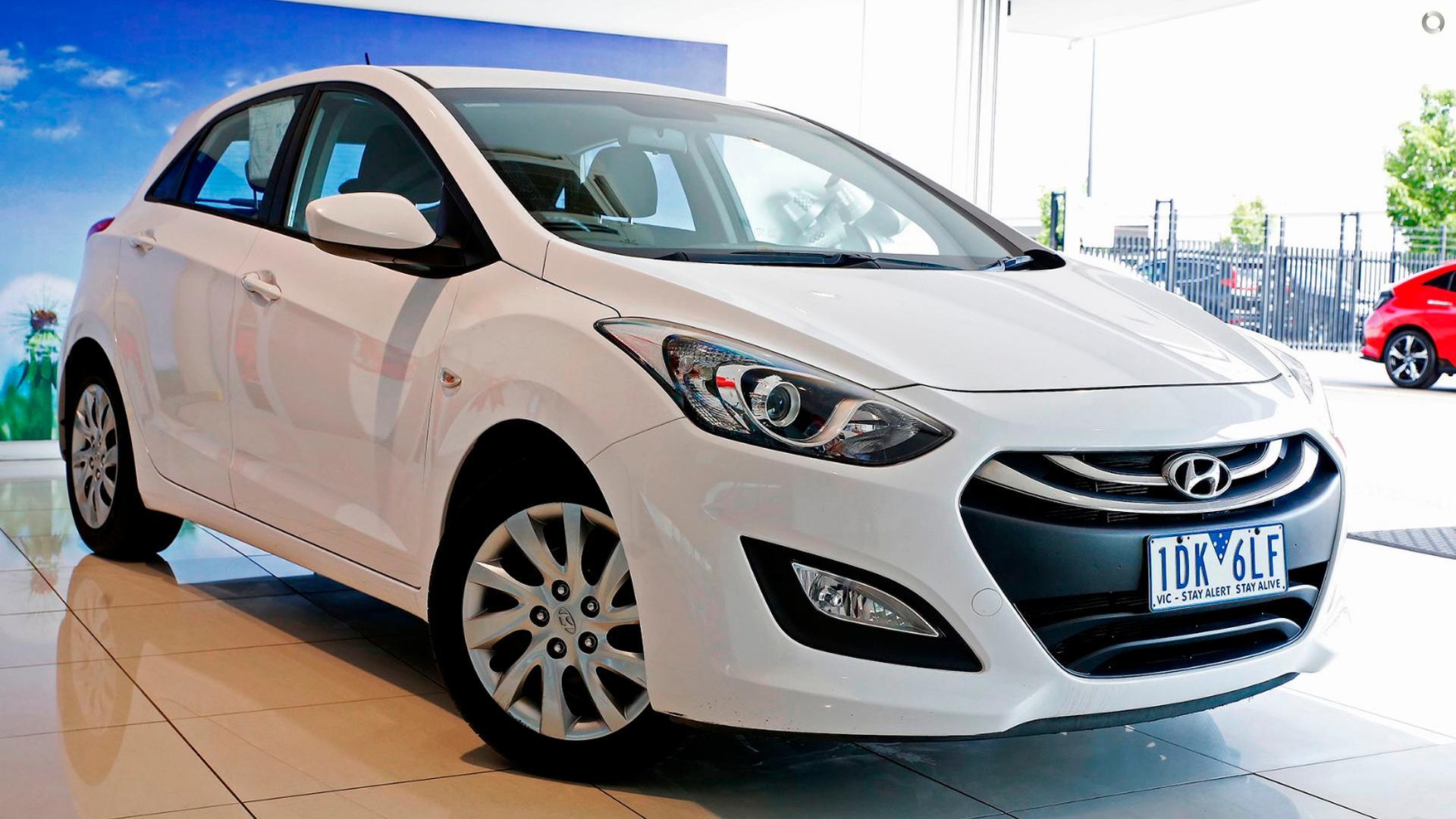 2014 Hyundai I30 GD2