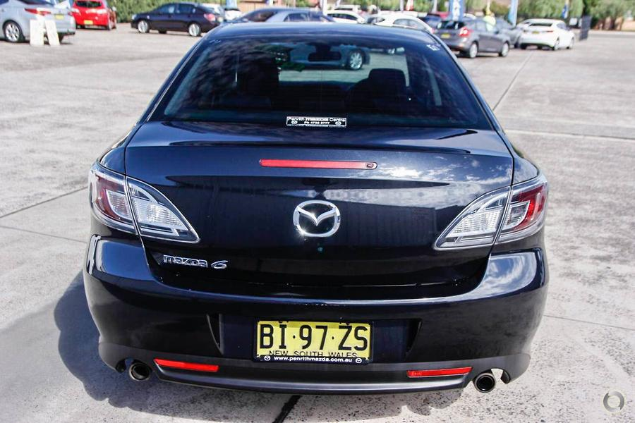 2010 Mazda 6 Classic GH Series 2