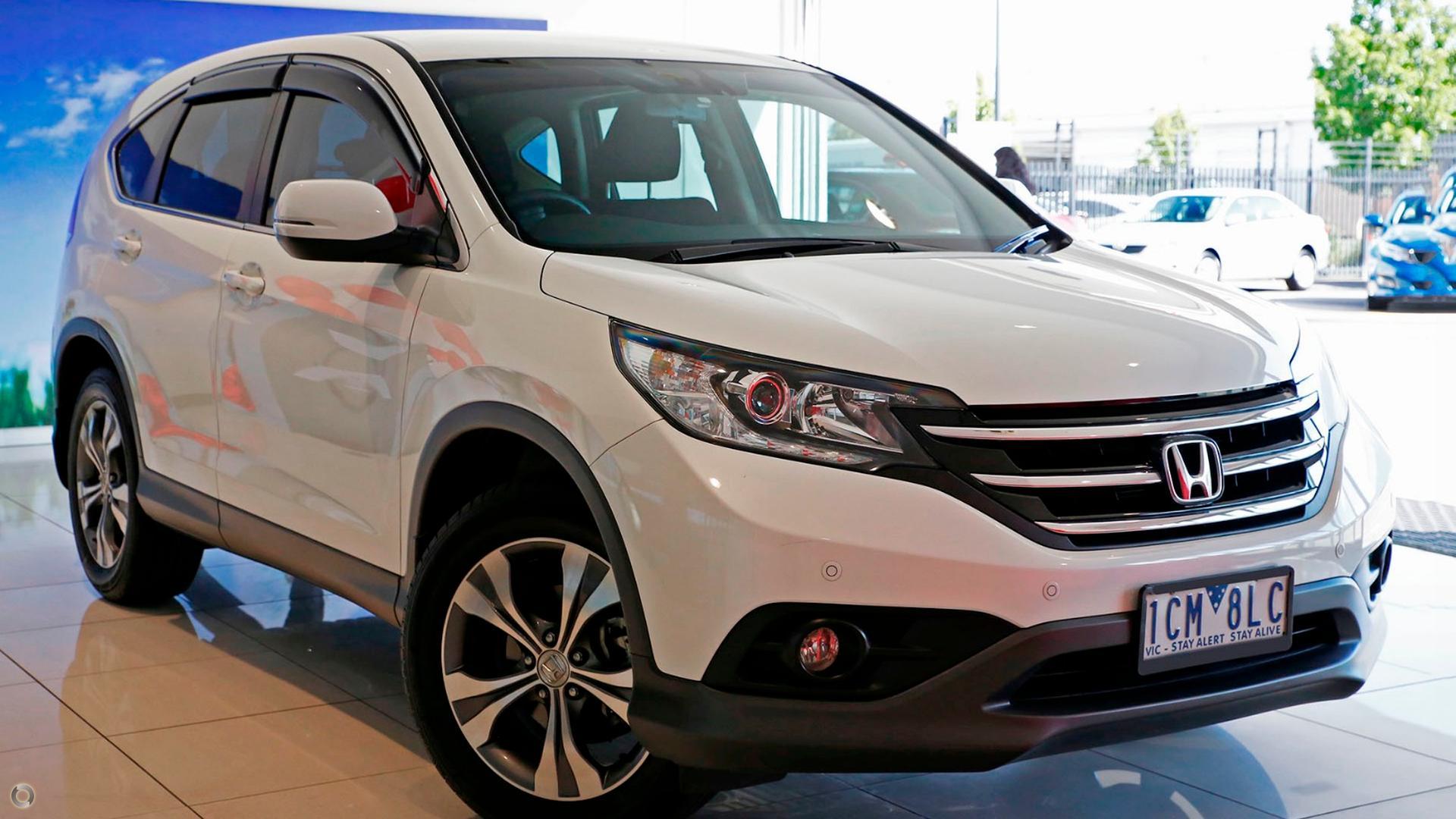 2014 Honda Cr-v VTi Plus RM