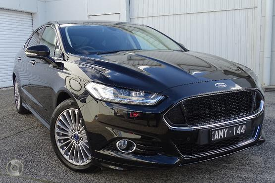 2016 Ford Mondeo Md