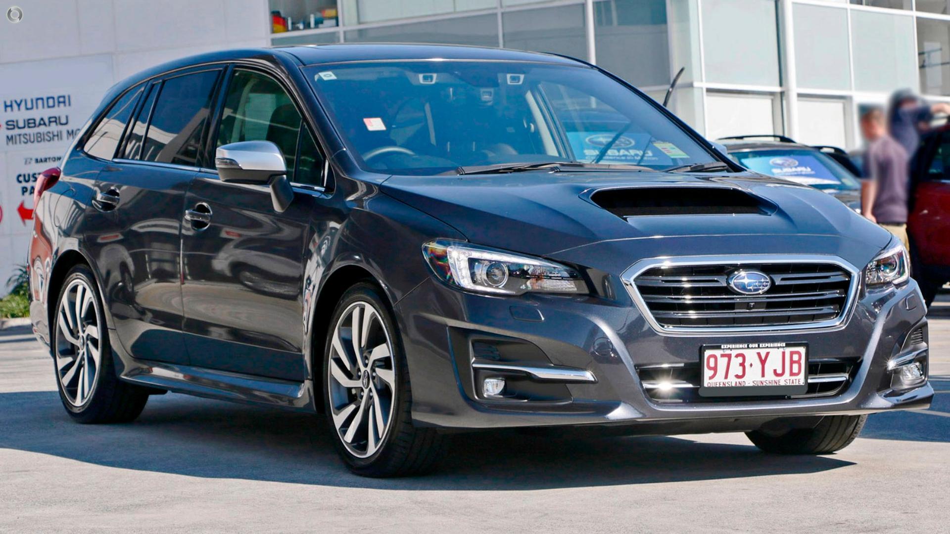 2018 Subaru Levorg 1.6 Gt Premium