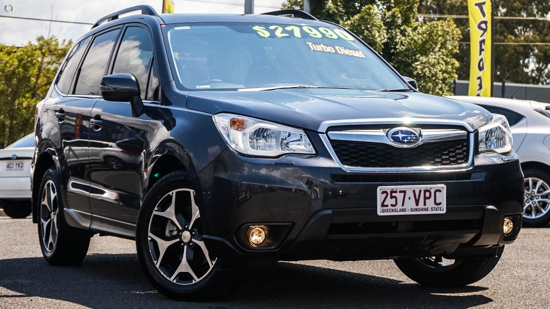 2015 Subaru Forester 2.0d-s