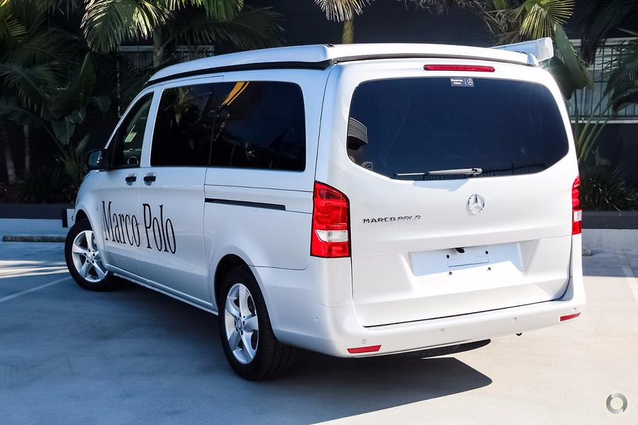 2017 Mercedes Benz Marco Polo Activity Wagon Mercedes