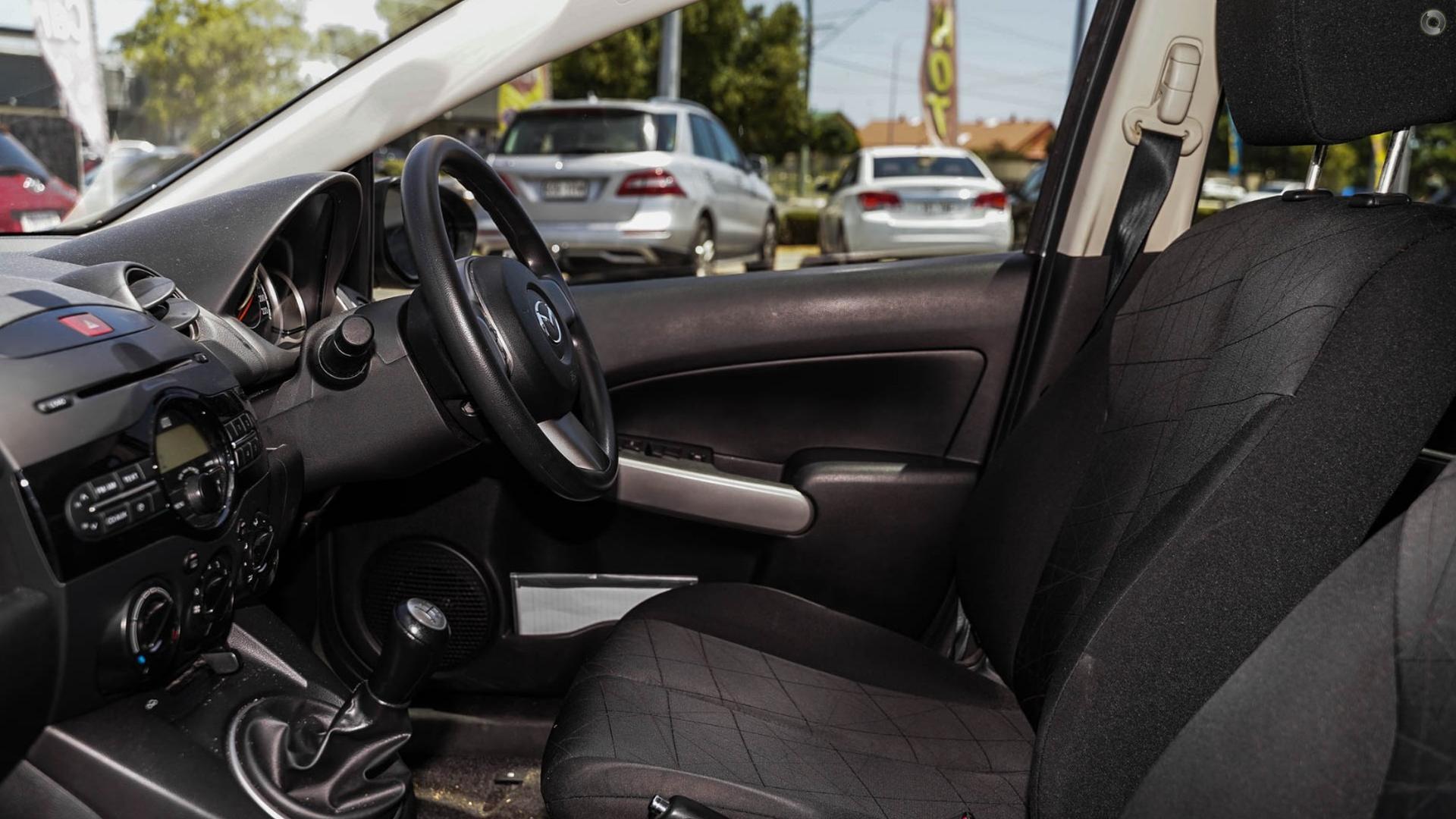 2011 Mazda 2 Neo DE Series 1
