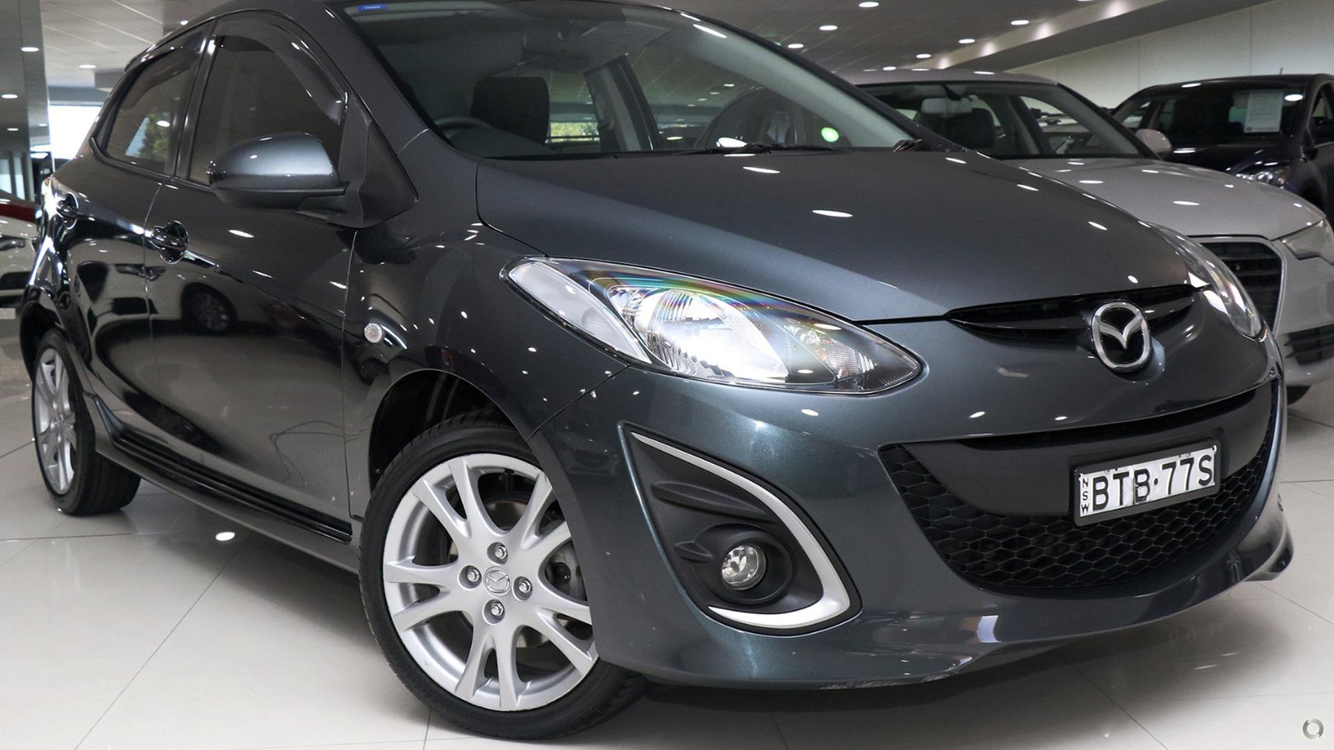 2010 Mazda 2 Genki