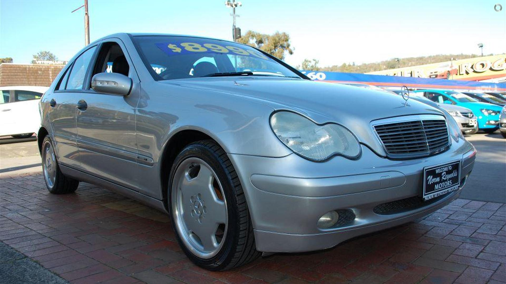 2004 Mercedes-benz C180 Kompressor W203