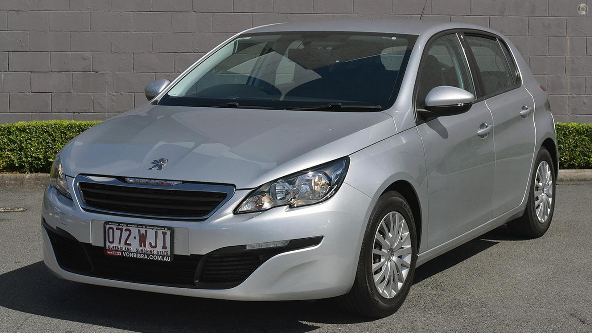 2014 Peugeot 308 T9
