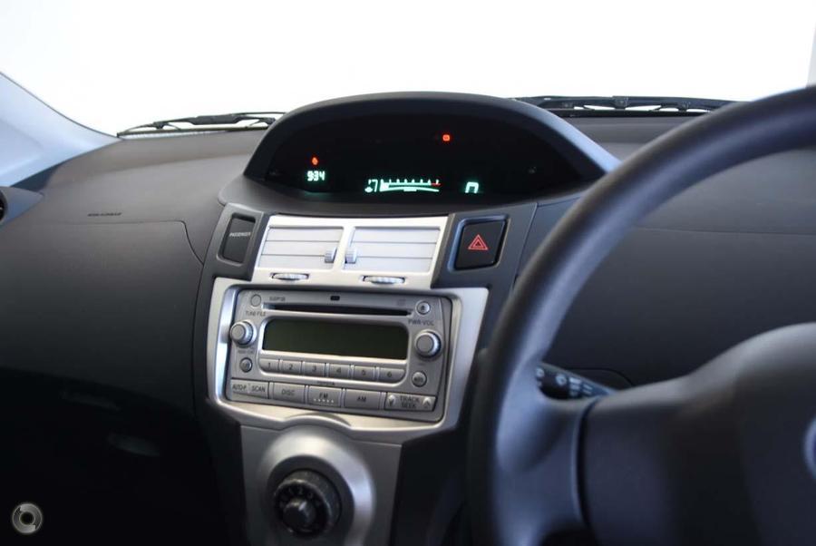 2006 Toyota Yaris YR NCP90R