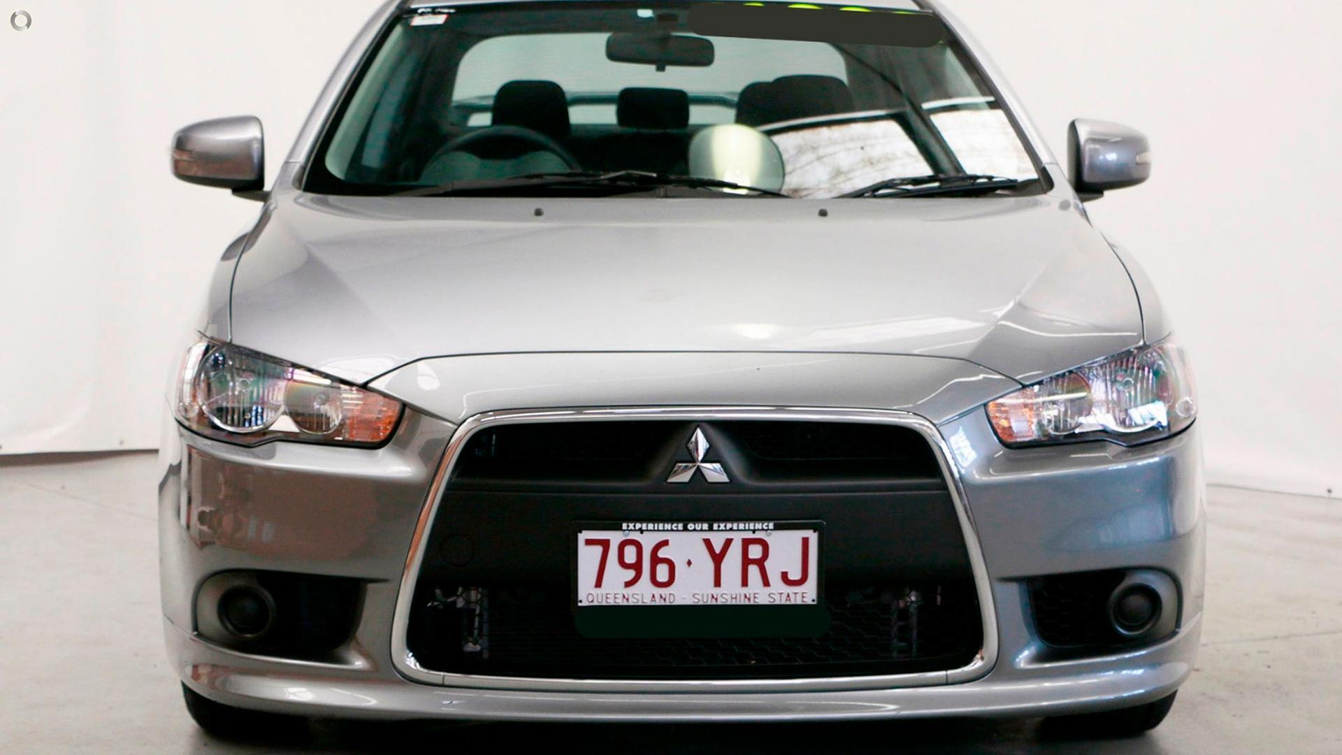 2015 Mitsubishi Lancer ES Sport CJ