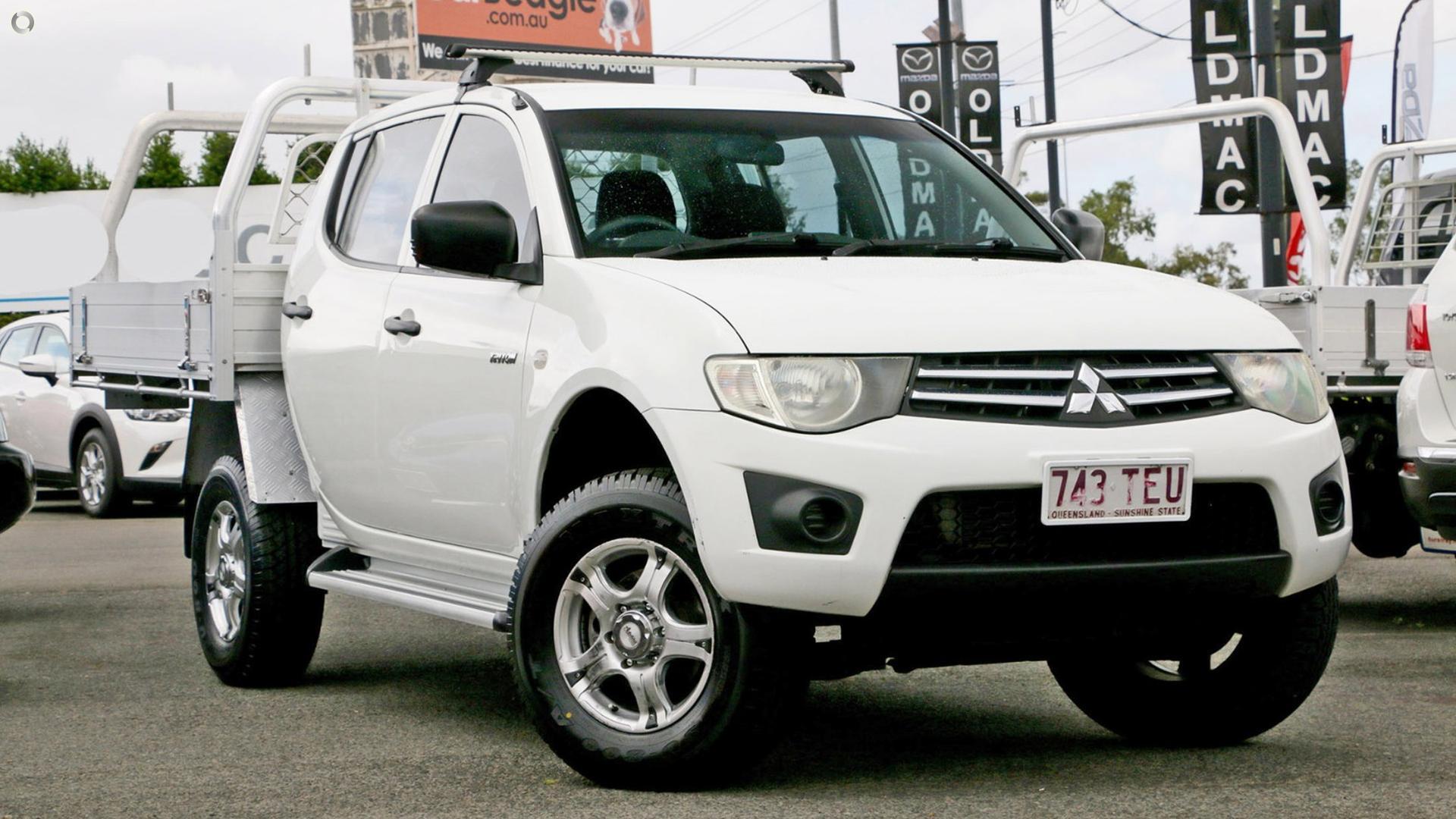 2012 Mitsubishi Triton Glx