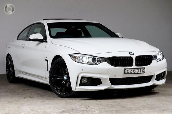 2015 BMW 420 i M Sport