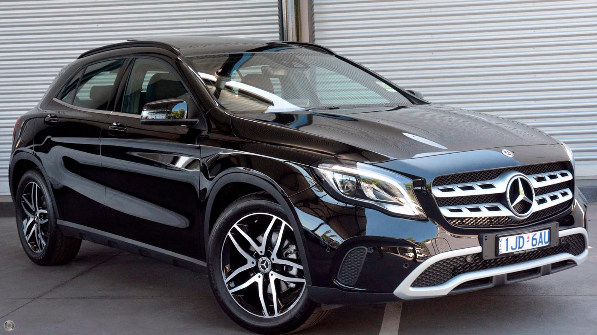 2017 mercedes benz gla 180 wagon 3 point motors kew for Mercedes benz pre owned vehicle locator