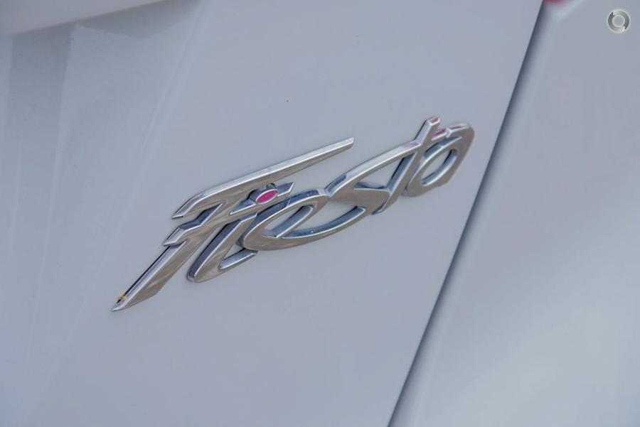 2013 Ford Fiesta CL WT