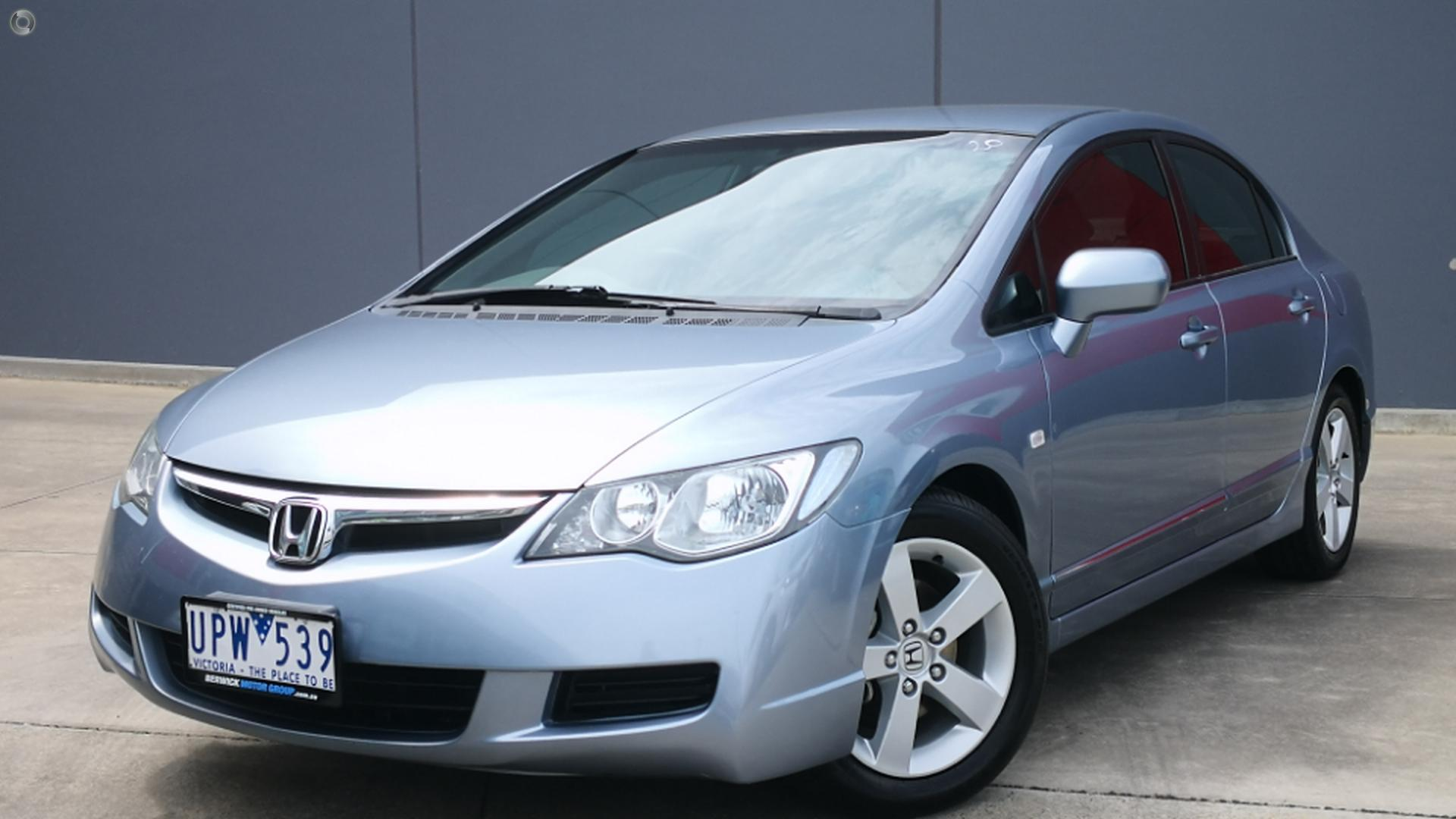 2007 Honda Civic Vti-l
