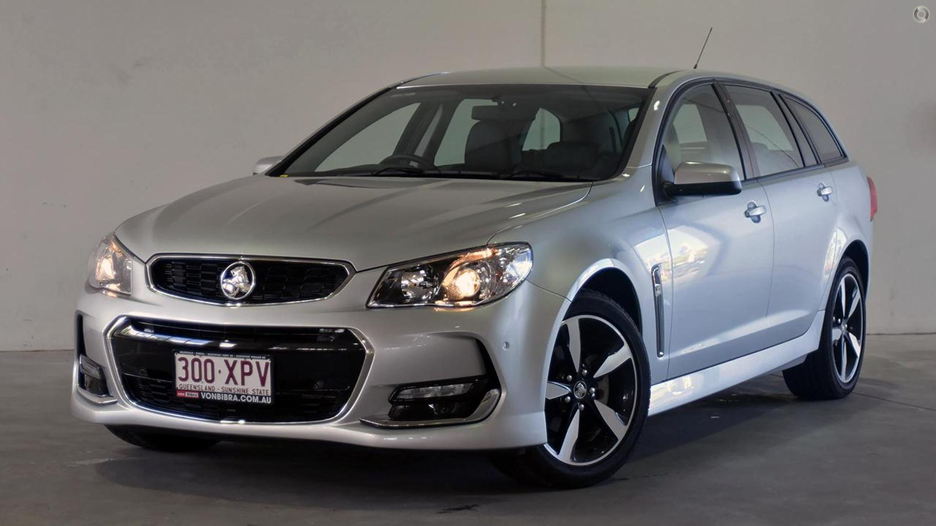 2017 Holden Commodore VF Series II