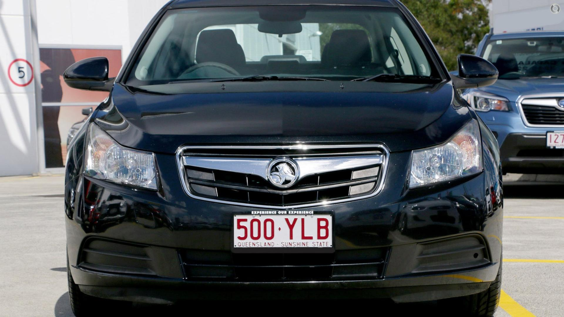 2010 Holden Cruze CD JG