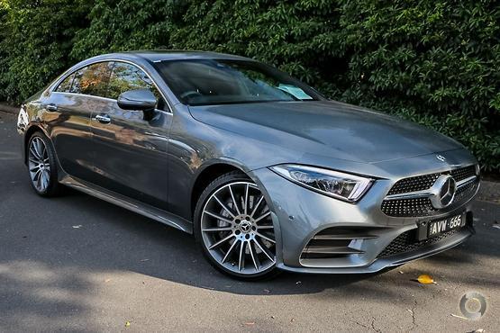 2018 Mercedes-Benz <br>CLS 450