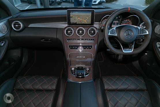2015 Mercedes-Benz C 63