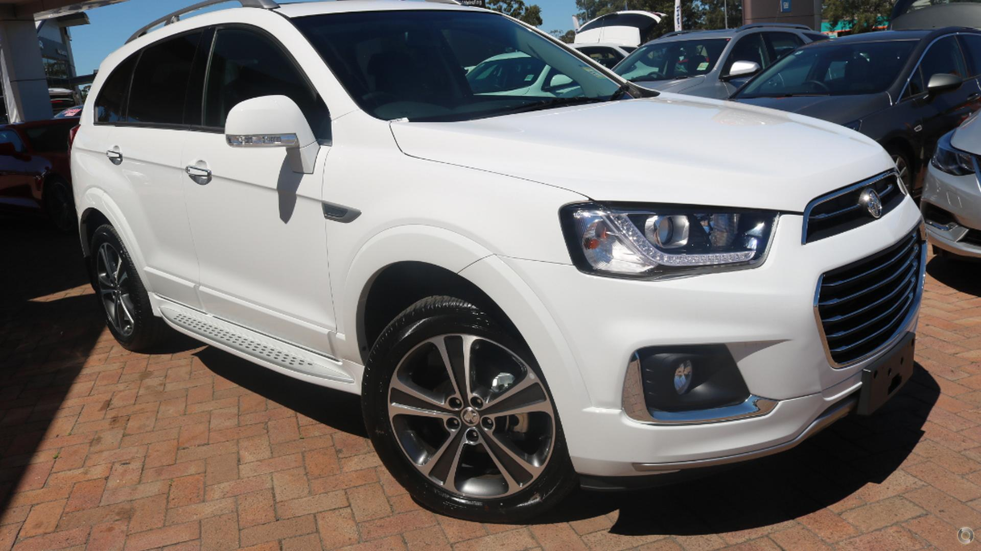 2017 Holden Captiva Ltz