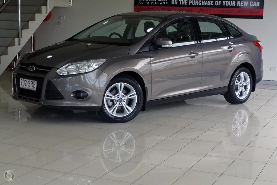 2012 Ford Focus Trend LW