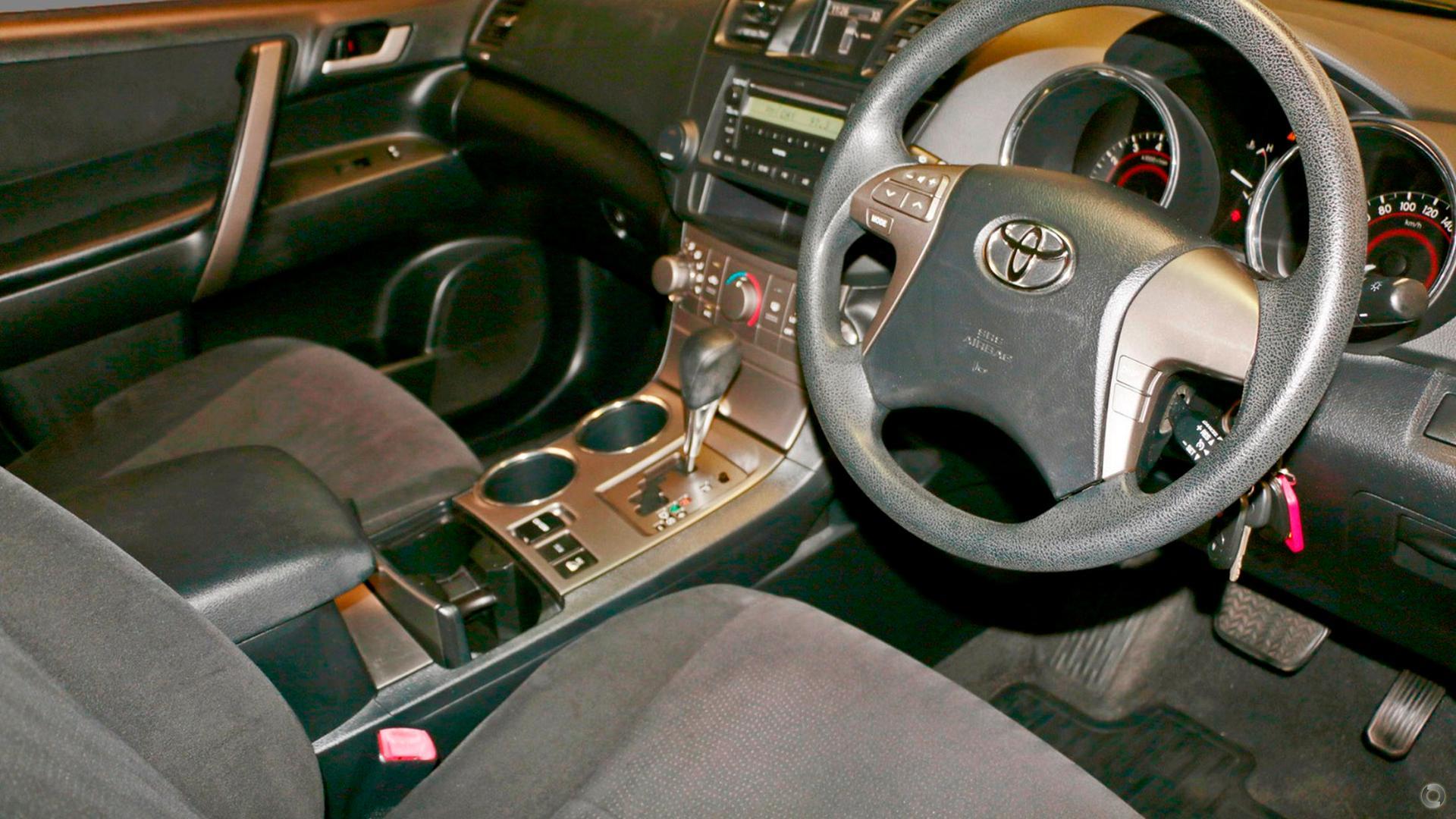 2008 Toyota Kluger KX-R GSU45R