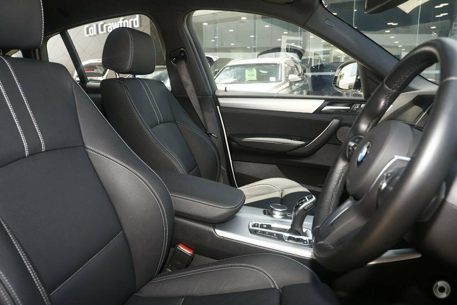 2018 BMW X4 xDrive35i