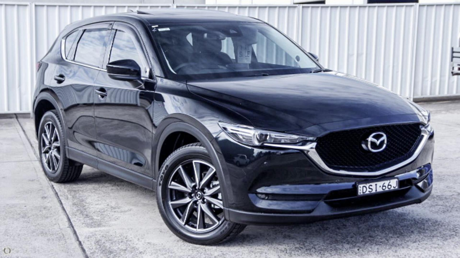 2017 Mazda Cx-5 KF Series