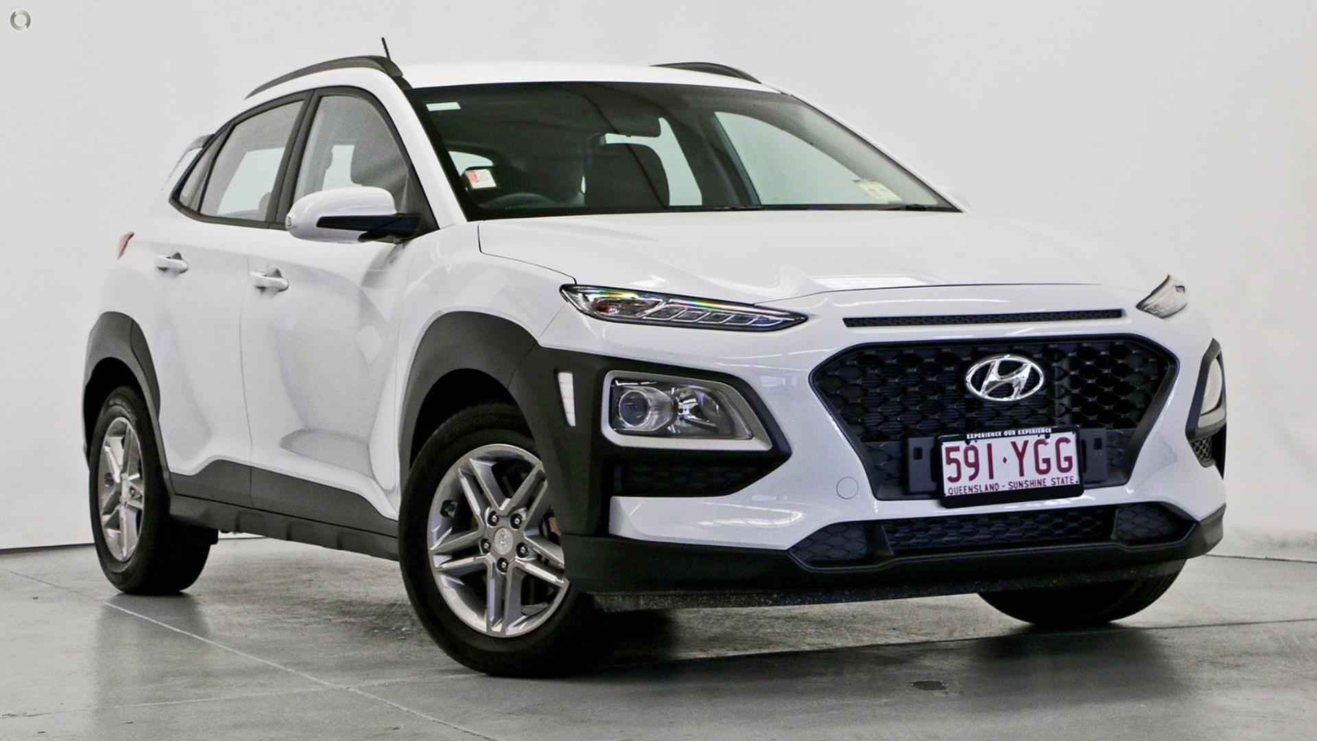 2018 Hyundai Kona Active