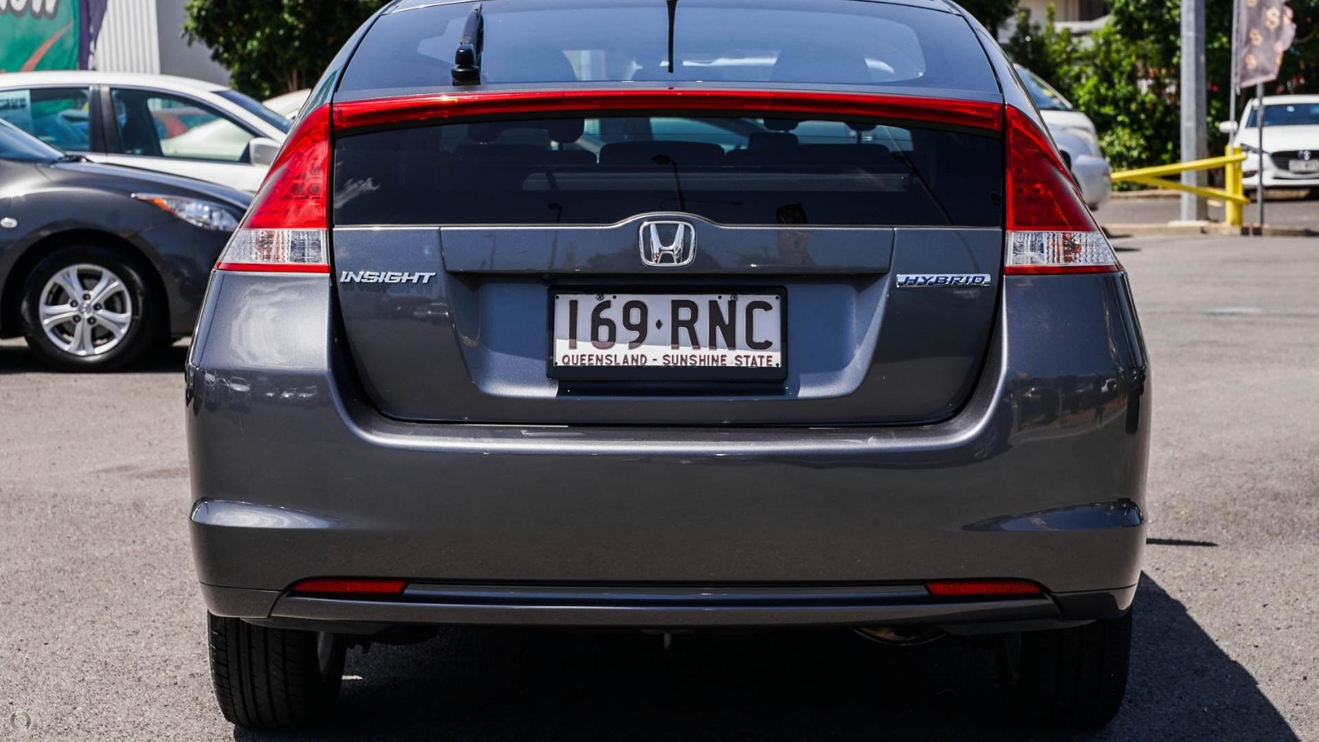 2011 Honda Insight VTi-L ZE