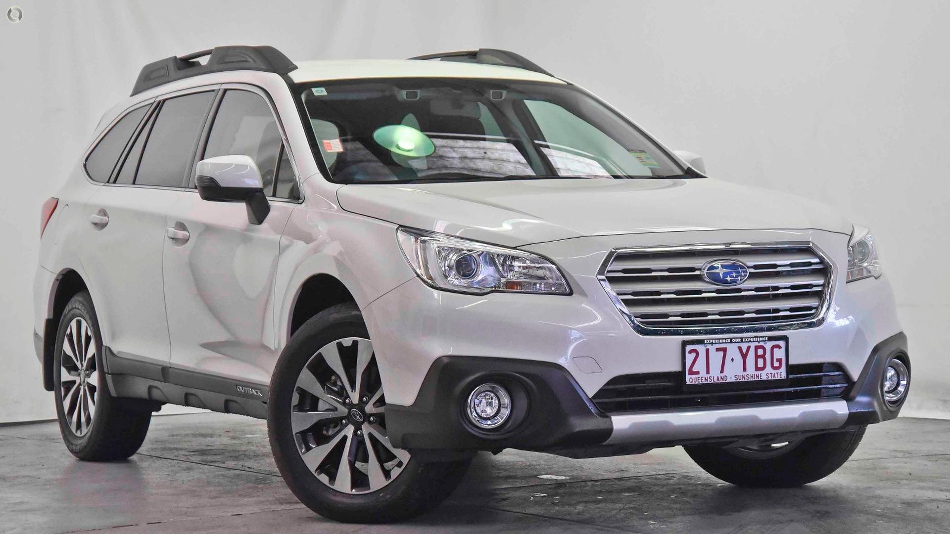 2017 Subaru Outback 2.5i Fleet Edition