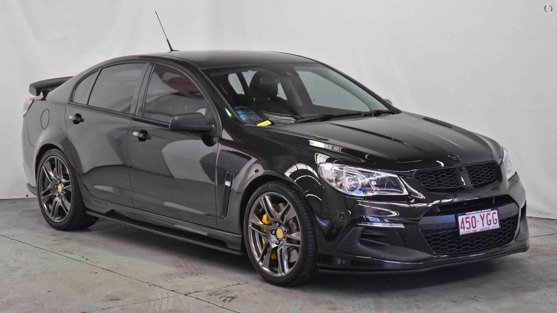 2016 Holden Special Vehicles Clubsport R8 Track Edition