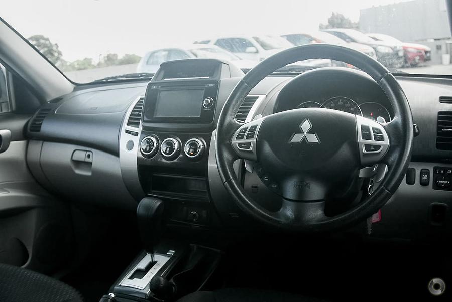 2015 Mitsubishi Challenger  PC