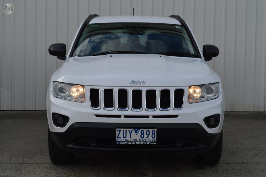 2012 Jeep Compass Sport MK