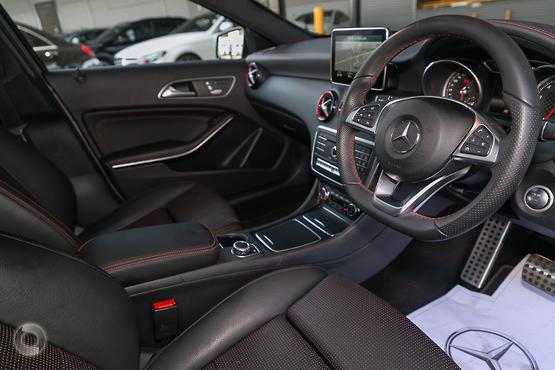 2015 Mercedes-Benz A 250