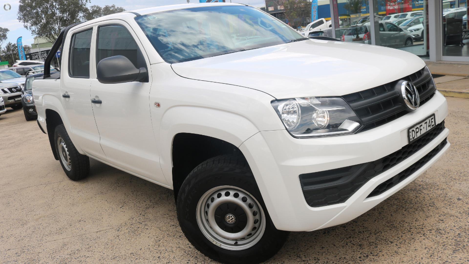 2017 Volkswagen Amarok 2H