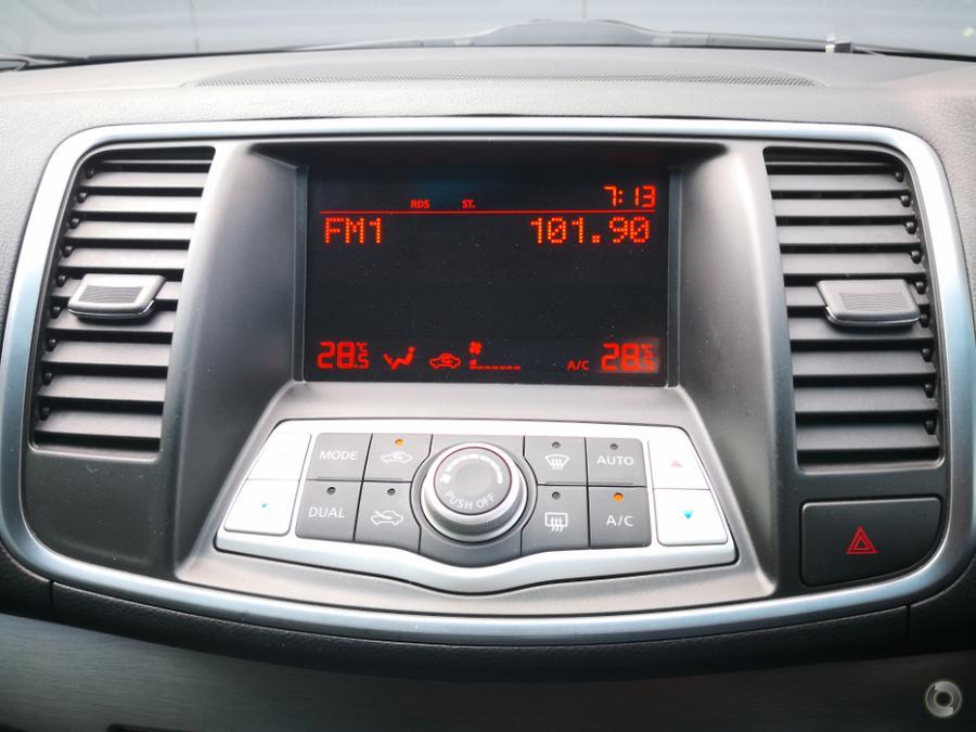 2013 Nissan Maxima 250 ST-L